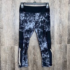 Adore me cropped leggings